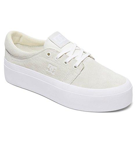 Pour Baskets Trase Off White Adjs300218 Femme Shoes Dc Platform Le Blanc XpIaWAwq