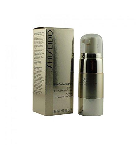 Shiseido Bio Performance Super Eye Contour Cream For Unisex - 0.5oz (Bio Super Performance Eye)