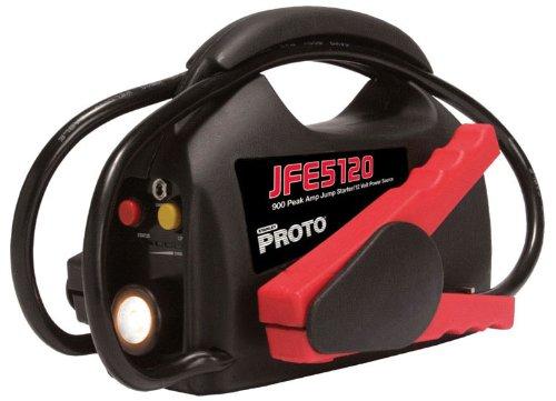 (Stanley Proto JFE5120 Proto 900 Peak Amp Ultra-Portable Jump Starter)