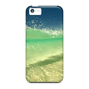 Quality AlexandraWiebe Cases Covers With Water Beach Sea Waves Nice Appearance Compatible With Iphone 5c