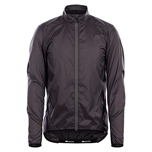- SUGOi - Men's Stash Jacket, Dark Charcoal, Medium