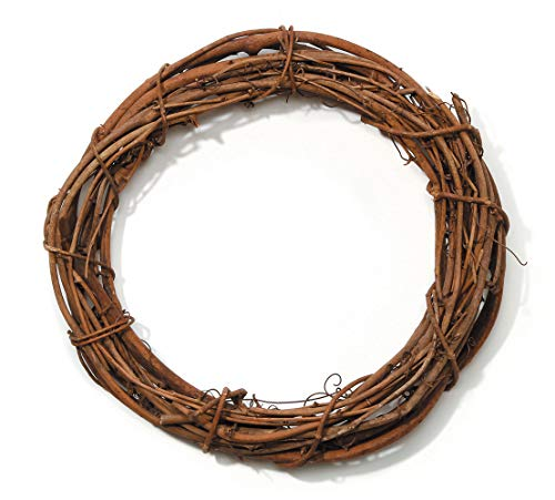 12 IN. GRAPEVINE WREATHS (18 Wreath Vine)