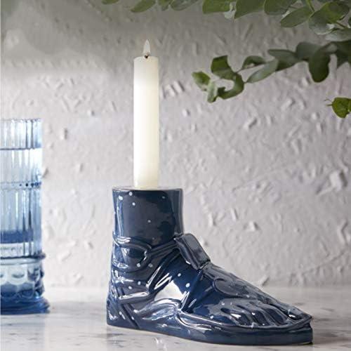 LIUXIN Chandelier en Céramique, Bougeoir De Chaussure ...