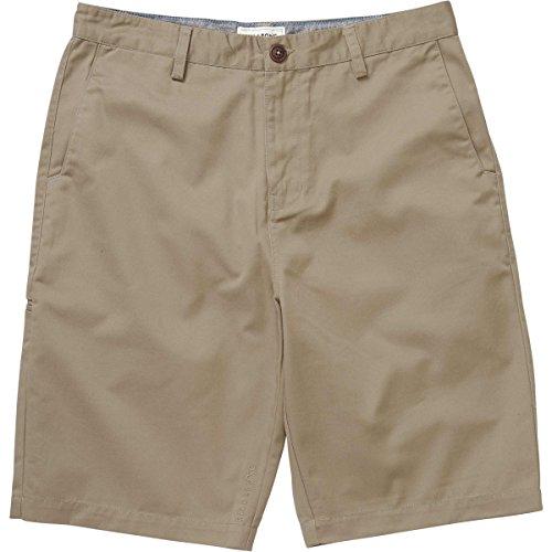 Billabong Men's Carter Shorts, Dark Khaki Carter, 29