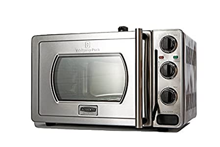 Wolfgang Puck Pressure Oven Essential Series – the First and Only Pressurized Countertop Oven : Juicy, fast and half the price!