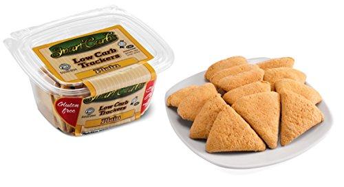 low carb cracker bread - 6