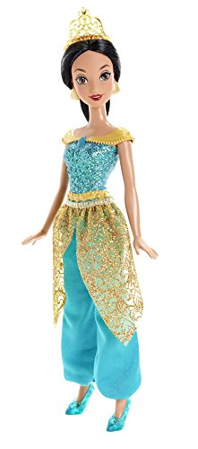 Disney Princess Sparkle Princess Jasmine Doll -