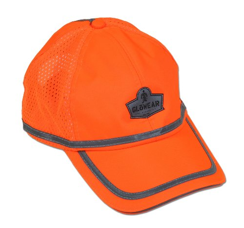 GloWear 8930 Hi Vis Baseball Orange product image