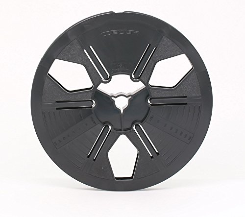 Autoloading Super 8 Movie Film Reel - 400 ft. (7 inch) (Black)