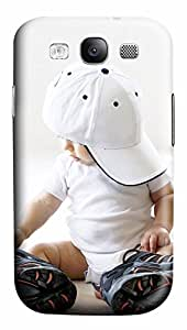 Samsung Galaxy S3 I9300 Cases & Covers - Cute Cool Little Boy Custom PC Soft Case Cover Protector for Samsung Galaxy S3 I9300