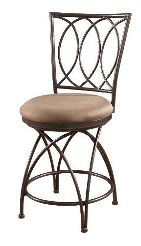 Powell Upholstered Bar Stool - 6