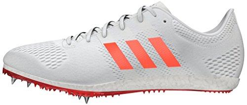 Running White Unisex silver Adidas Metallic Adizero AvantiScarpe solar Red Biancoftw Adulto ED9IW2H
