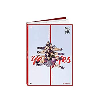 JYP - TWICE - 6th Mini Album [YES or YES] (C version) CD +