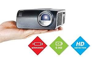 Amazon.com: AAXA S2 Mini proyector LED, USBC Smartphone ...