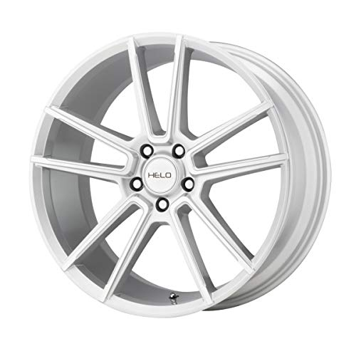Helo HE911 16x7 5x114.3  +38mm Silver Wheel Rim