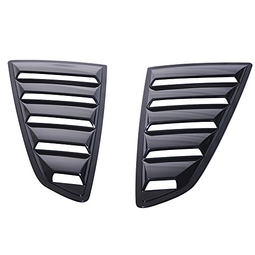 2014 ford mustang louvers - 8