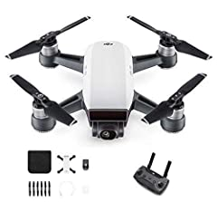 Though agile in the air, drones can be bulky and cumbersome when on land. Not so with the DJI Spark which won't hold you back no matter what the adventure. This compact quadcopter features an integrated camera with motorized stabilization to ...
