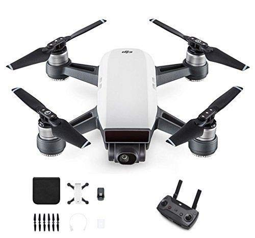 (DJI Spark with Remote Control Combo (White))