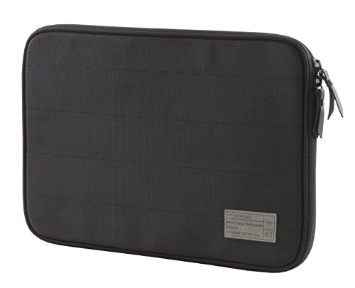 (HEX Surface Pro 3 Sleeve with Rear Pocket, Black (HX1741-BLCK))