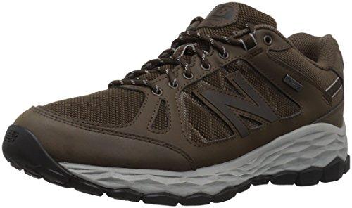 New Balance Men's 13501 Fresh Foam Walking Shoe Brown 14 D US