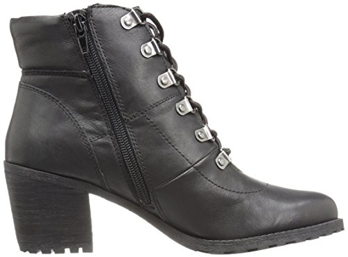 Women's Inception Leather Black Boot Aerosoles HFdpBwqH5