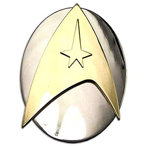 Star Trek Gürtelschnalle Wappen Cosplay Patch Nation