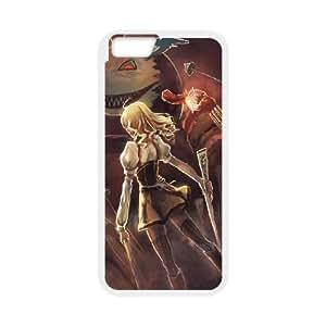 Puella Magi Madoka Magica iPhone 6 6s Plus 5.5 Inch Cell Phone Case White Custom Made pp7gy_3335015