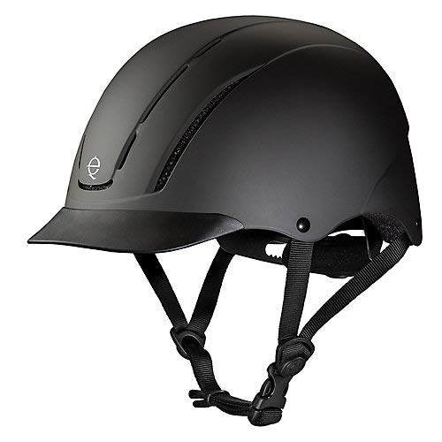 Troxel Spirit Performance Helmet, Black, Large ()