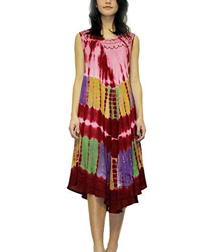 Gypsy Style Dress - 5