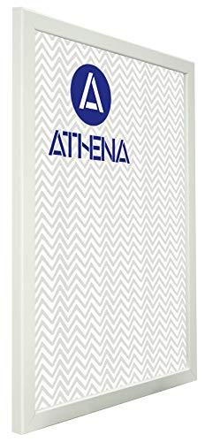 Athena Matt White Picture Frame, 50 x 70 cm, (Athena Picture)