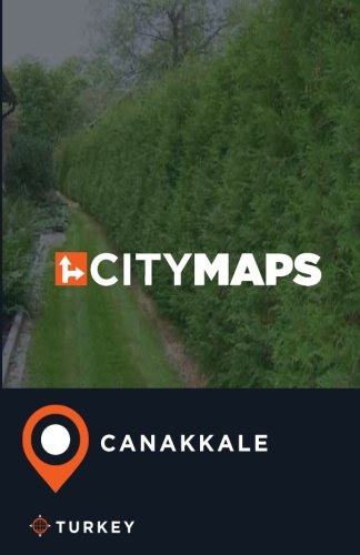 City Maps Canakkale Turkey