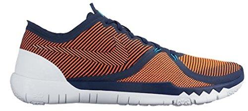 Trainer Free V4 Nike Laufschuhe Hyper Orange 0 Herren 3 Navy Midnight qwnC6P