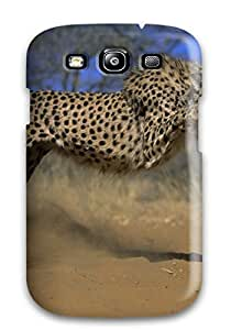 Hot New Cheetah Animal Cheetah Case Cover For Galaxy S3 With Perfect Design