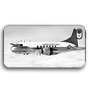 US Navy C131 Corvair Plane For SamSung Note 4 Case Cover Armor Phone Case