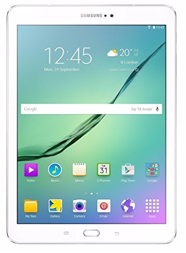 Samsung Galaxy Tab S2 9.7-inch T818 32GB Wi-Fi Quad-Core Android Tablet PC - White (Certified Refurbished)