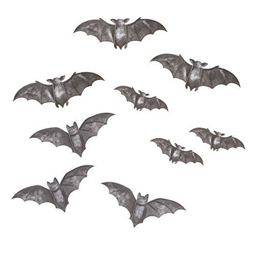 Halloween Chandelier Silhouette (Martha Stewart Paper Bat Silhouette)