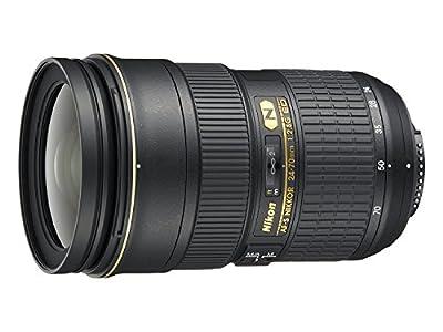 Nikon 24-70mm Wide Angle Lens from NIKO9