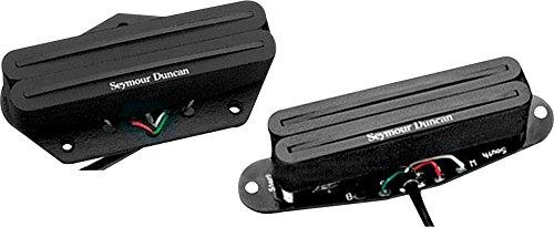 Seymour Duncan Hot Rails Tele Set Electric Guitar ()