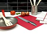 12 Piece Stainless Steel Kitchen Knives Set with Acrylic Stand - Utopia Kitchen