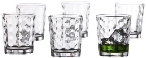Style Setter Provence Old Fashioned Glasses, Set of 6 Review