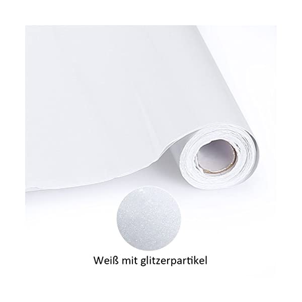 5M*61CM bianco Pellicola adesiva Pellicola autoadesiva decorativa per mobili 2 spesavip