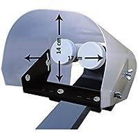 protection lnb pour tete de parabole ANTI-PLUIE, GLACE, brouillard, OMBRELLE