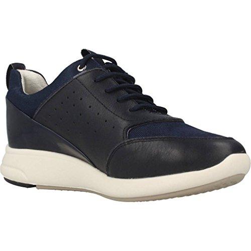 Calzado deportivo para mujer, color Azul , marca GEOX, modelo Calzado Deportivo Para Mujer GEOX D OPHIRA Azul Azul