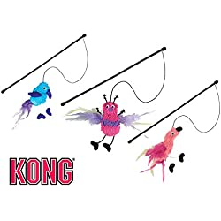 Kong Assorted Feather Teasers (2-Pack)
