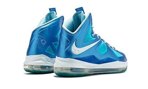 Nike Lebron 10 'Blue Diamond (Without Sport Pack)' - 598360-400 - VRp0U6ME