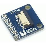 [スイッチサイエンス] FeliCa RC-S620S ピッチ変換基板のセット(フラットケーブル付き)