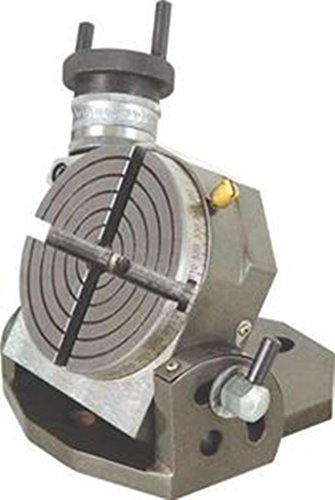 "OMEX New Tilting Rotary Table 4"" / 100Mm For Milling Machines - Quality Table"