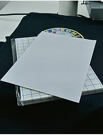 20 hojas A3 papel transfer para algodón tejidos oscuros Impresión Inkjet: Amazon.es: Electrónica