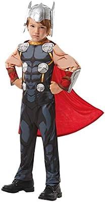 Rubies 640835L Marvel Avengers Thor Classic - Disfraz infantil ...