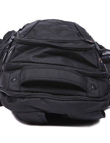 Hombres Swissgear es 1680D Oxford y PU hombro Bolso 30L / 15 Paquete Inch Laptop